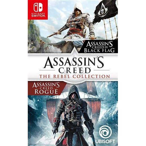 Ubisoft Assassin'S Creed: The Rebel Collection