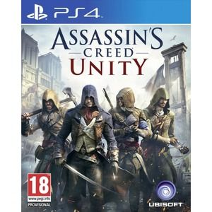Ubisoft Assassin's Creed: Unity
