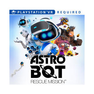 Sony Astro Bot Rescue Mission