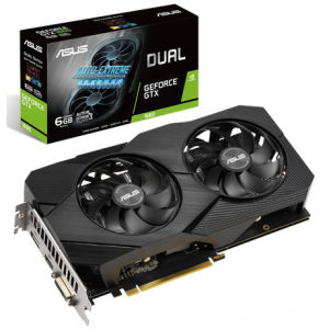 Asus Dual GeForce GTX 1660 EVO 6GB