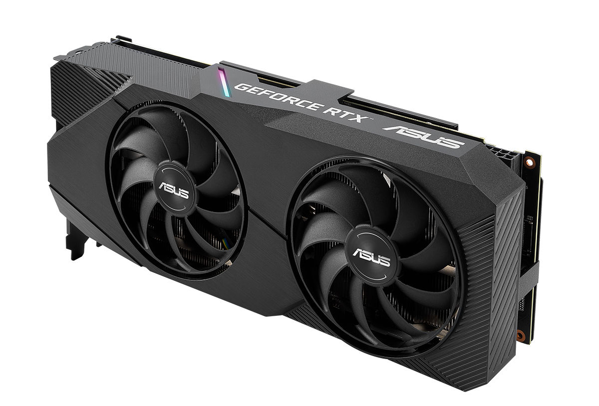 Asus Dual GeForce RTX 2070 EVO 8GB