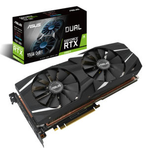 Asus Dual GeForce RTX 2080 Ti 11GB