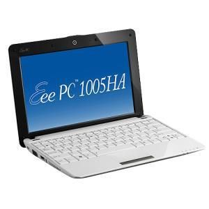 Asus Eee PC Seashell 1005HA-WHI070X
