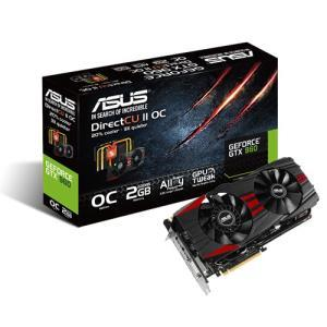 Asus GTX960-DC2-2GD5-BLACK