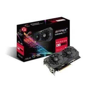 Asus ROG Strix Radeon RX 570 Gaming OC 4GB