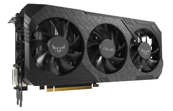 Asus TUF Gaming X3 GeForce GTX 1660 SUPER OC 6GB