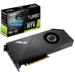 Asus Turbo GeForce RTX 2070 SUPER Evo 8GB