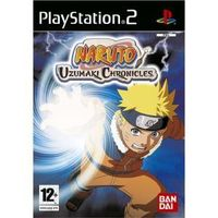 Atari Naruto Uzumaki Chronicles