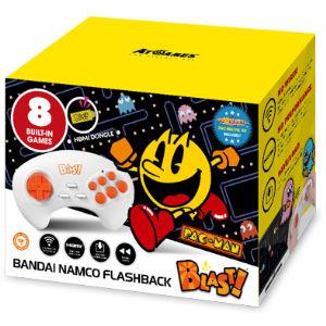 AtGames Bandai Namco Flashback Blast!