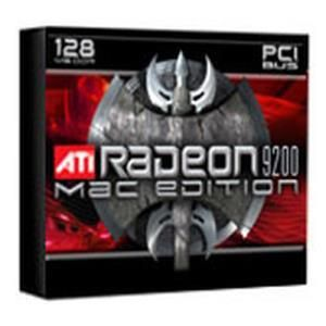 Ati Radeon 9200 Mac Edition