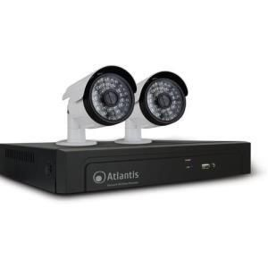 Atlantis Land NetNVR KIT 08 NVR PoE
