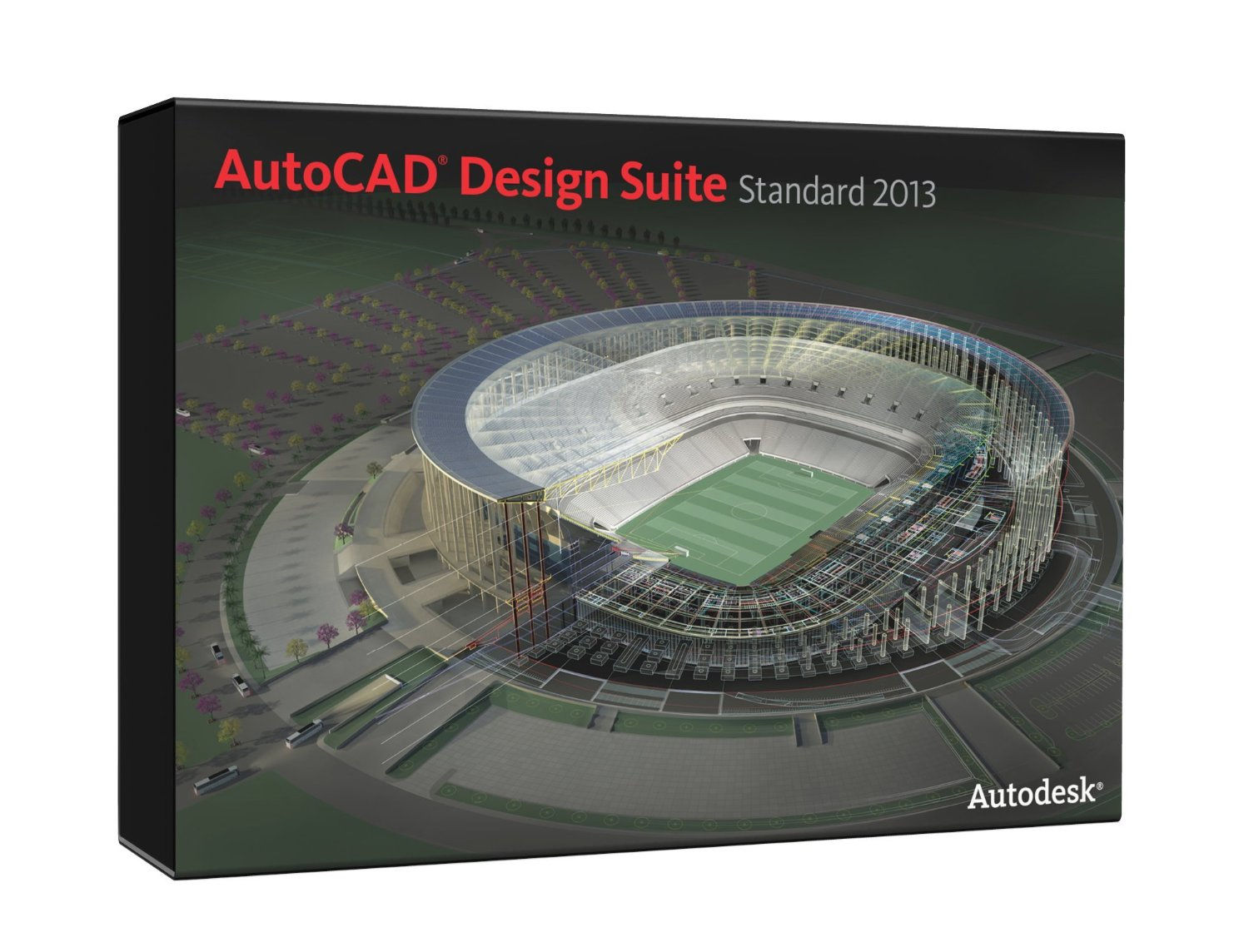 Autodesk AutoCAD Design Suite Ultimate 2013