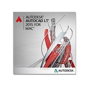 Autodesk AutoCAD LT 2015 for Mac (Upgrade)