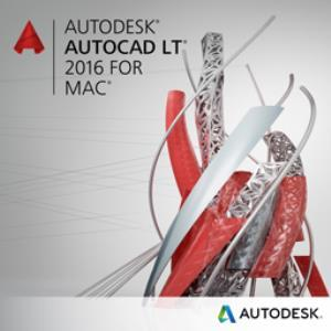 Autodesk AutoCAD LT 2016 for Mac