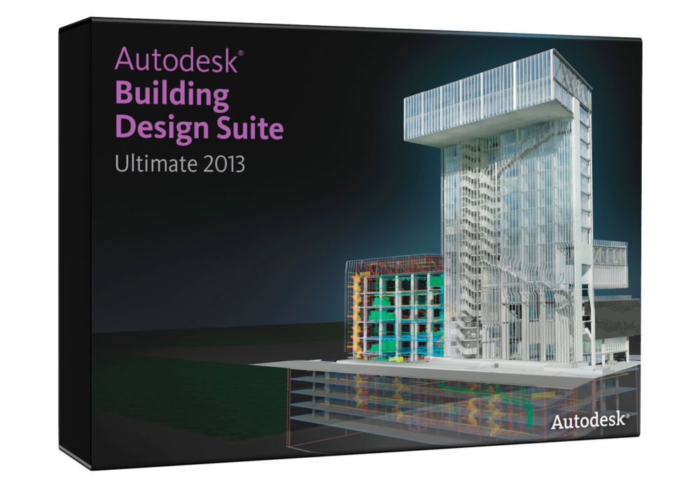 Autodesk Building Design Suite Ultimate 2013