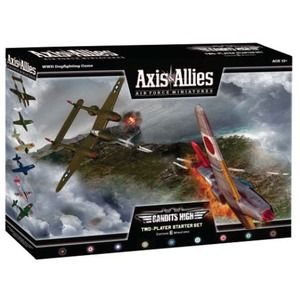 Avalon Hill Axis & Allies Air Force Miniatures