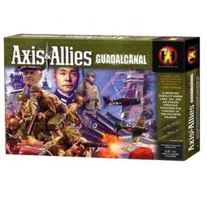 Avalon Hill Axis & Allies Guadalcanal