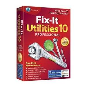 Avanquest Fix-It Utilities professional 10
