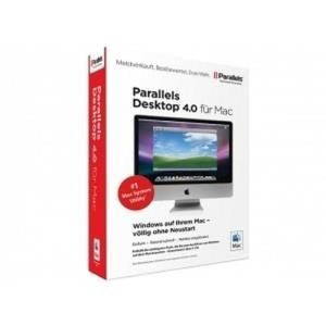 Avanquest Parallels Desktop for Mac 4