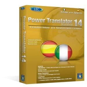 Avanquest Power Translator 14 Standard (Ita-Spa)