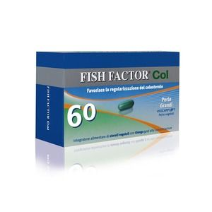 Avantgarde Fish Factor Col 60perle
