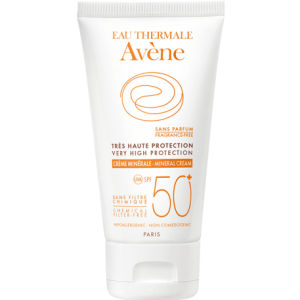 Avene Crema Schermo Minerale SPF50+ 50ml