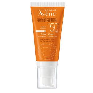 Avene Crema Solare SPF50+ Senza Profumo 50ml