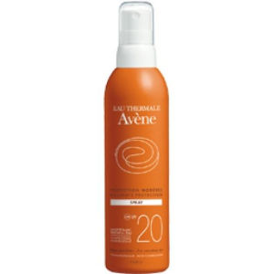 Avene Latte Spray SPF20