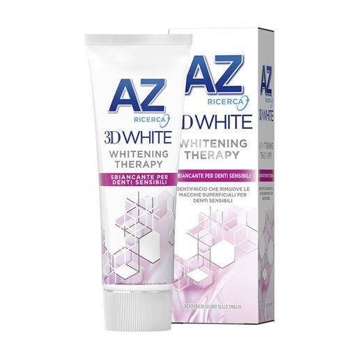 AZ 3D White Therapy Dentifricio Denti Sensibili
