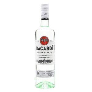Bacardí Rum Carta Blanca
