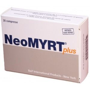 Baif NeoMyrt Plus 30compresse