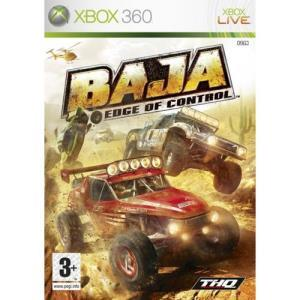 THQ Baja Edge Of Control