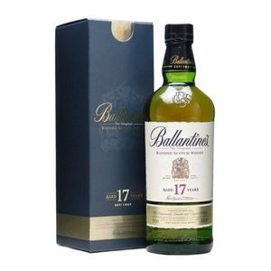 Ballantines Scotch Whisky 17 Years