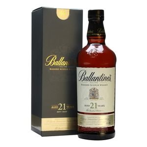 Ballantines Scotch Whisky 21 Years