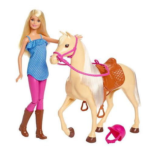 Barbie Bambola e il suo Cavallo