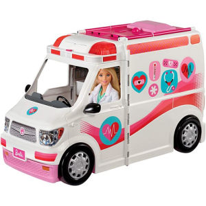 Barbie L'Ambulanza