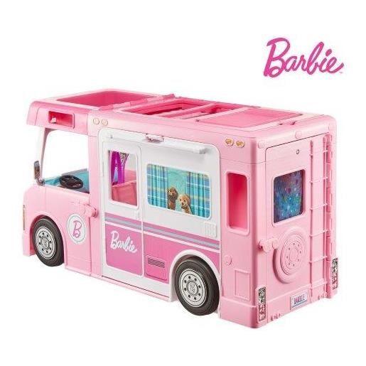 Barbie Nuovo Camper dei Sogni