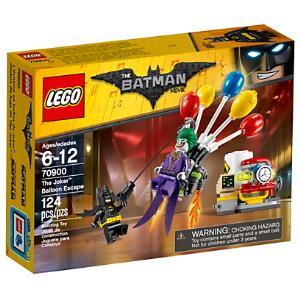 Lego Batman Movie 70900 The Joker: fuga con i palloni