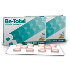 Be-Total Integratore 40compresse