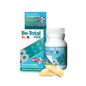 Be-Total Kids Plus