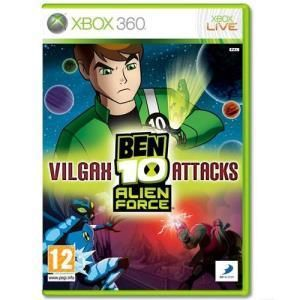 D3 Publisher Ben 10: Alien Force - Vilgax Attacks