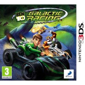 D3 Publisher Ben 10 Galactic Racing
