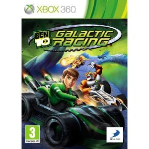 D3 Publisher Ben 10: Galactic Racing