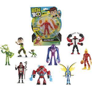 Ben /& Ma 13 cm Ben e Materia Grigia Giochi Preziosi- Ben 10 Personaggio