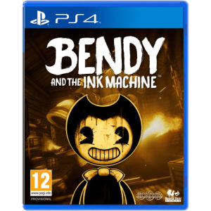 Maximum Games Bendy and the Ink Machine