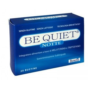 Benefit Be Quiet Notte 20buste
