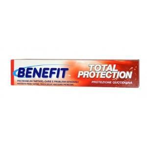 Benefit Dentifricio Total Protection