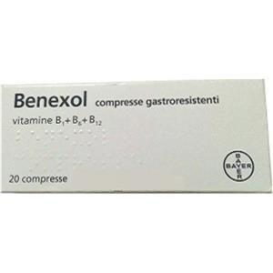 Bayer Benexol 20 compresse gastroresistenti
