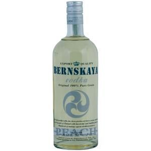 Bernskaya Vodka Peach