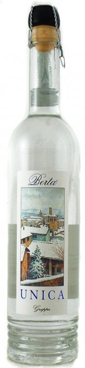 Berta Grappa Unica